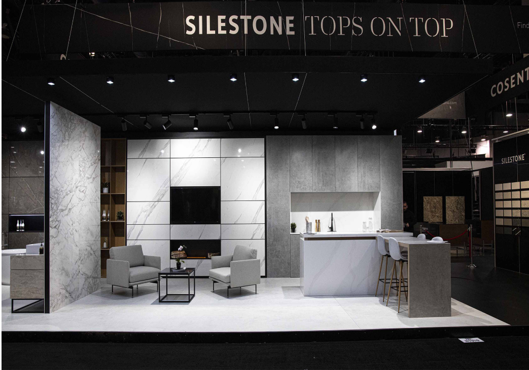 Cosentino Group Revealed New Developments At KBIS